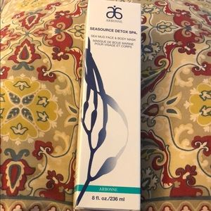 Arbonne Seasource Sea Mud Face and Body Mask